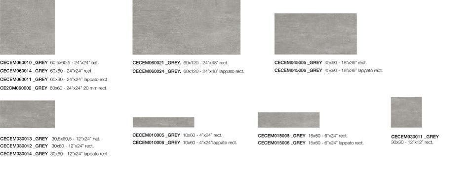 Formato Grey