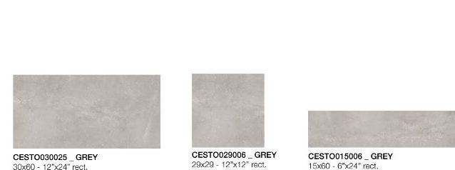 Size Grey