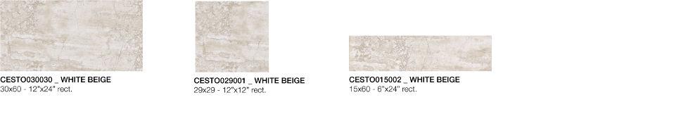 Formato White Beige