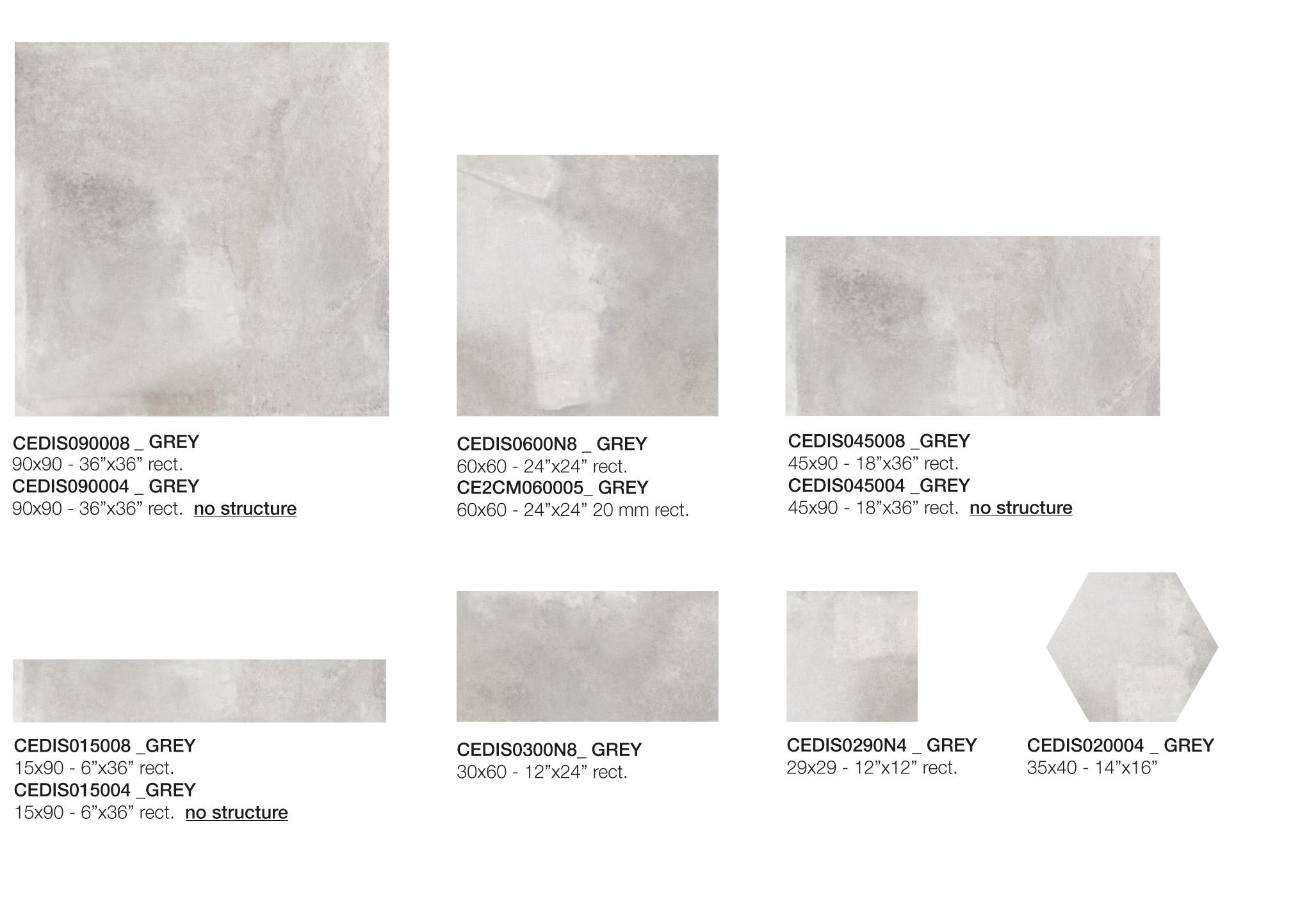 Format Grey